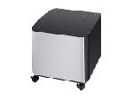 Meuble support pour imprimante Konica 7450 avec armoire Konica Laser-Store