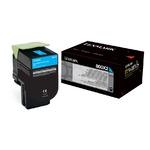 Toner C pour LEXMARK CX510 Konica Laser-Store
